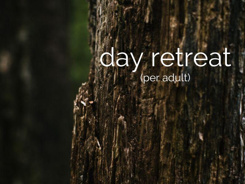 day retreat (per adult)