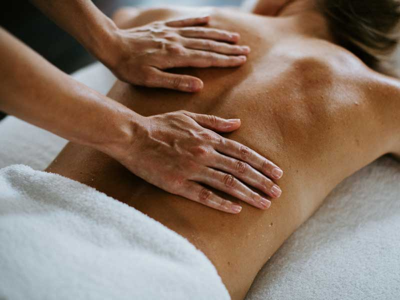 deep tissue massage (60 minutes)
