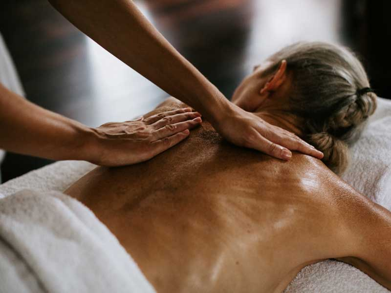 relaxation massage (90 minutes)