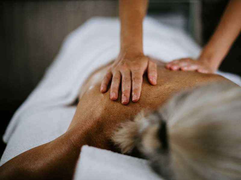 Deep tissue massage  - 60 mins