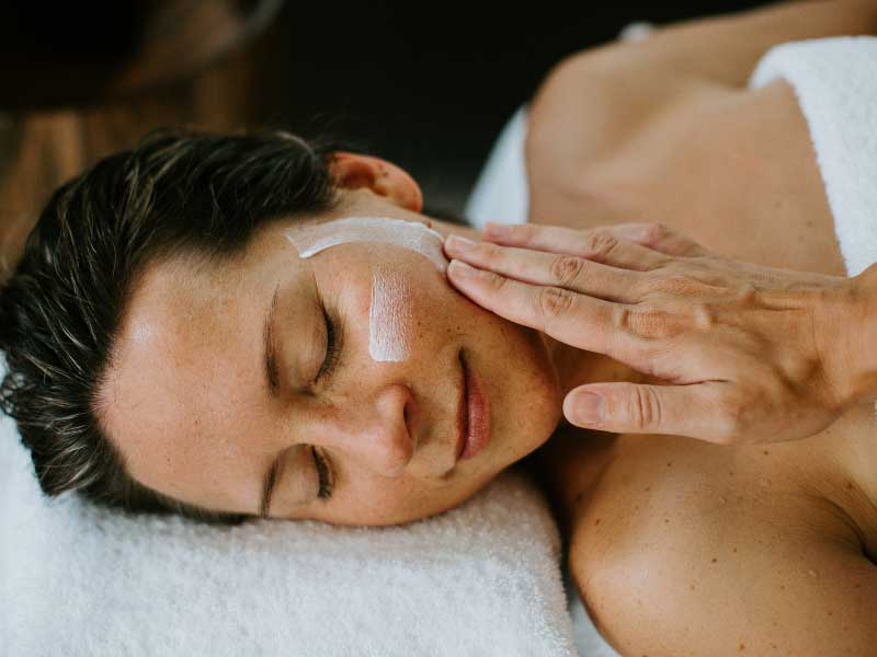 The Herb Farm Express Facial -  add on to your treatment (30 minutes)